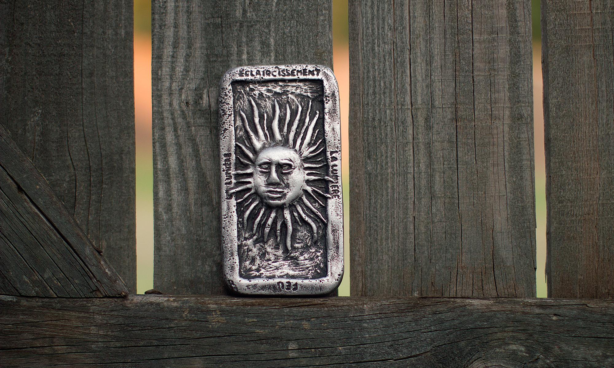 The Sun Card.